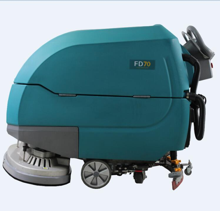 commercial floor cleaning services in Denver